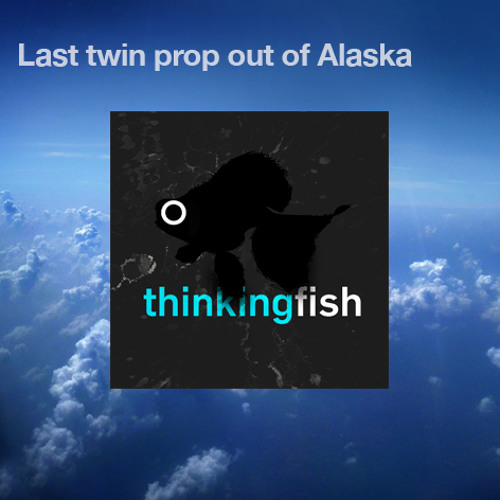 Last twin prop out of Alaska