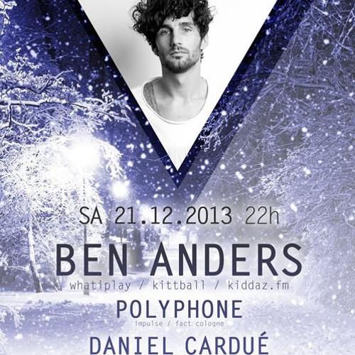 Ben Anders - Happy new Yeah!
