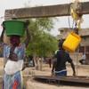 Water well / Eau du puit - Waoundé