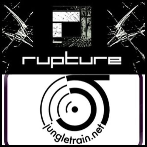 Rupture Radio - Double O - Jungletrain (29.12.13)