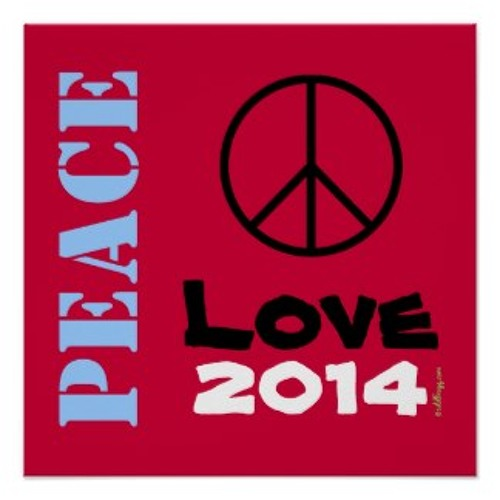 Peace And Love (For The New Year)