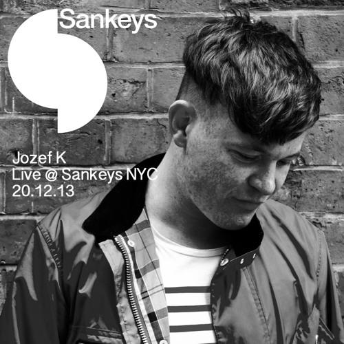 Jozef K Live @ Tribal Sessions, Sankeys NYC 20.12.13