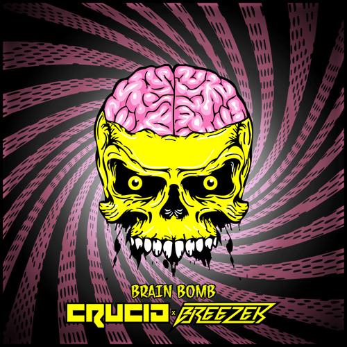 CruciA & Breezer - Brain Bomb (Original Mix)