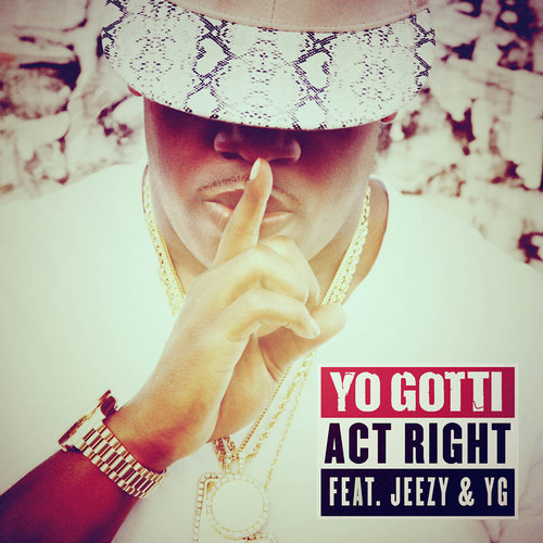 ACT RIGHT (REMIX)