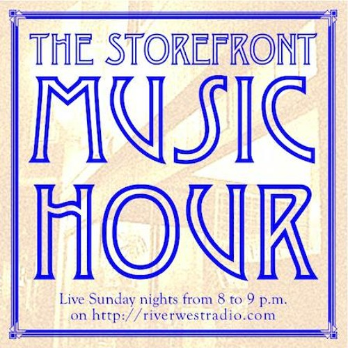 The Storefront Radio Hour-July 14th 2013 (First show!)