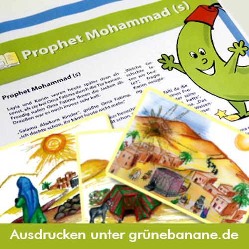 Der junge Mohammed (s) - vom Kind zum Propheten