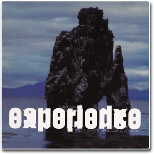 Experience  - Meditation 2 - Adriaan Valk
