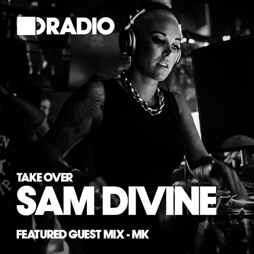 Defected In The House Radio 30.12.13 - Sam Divine Takeover - Guest Mix MK