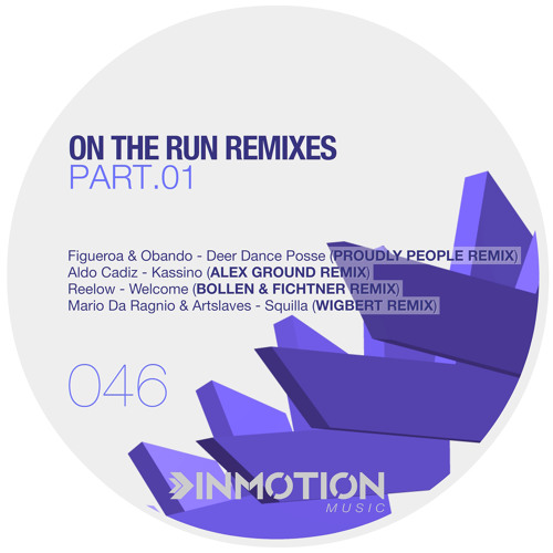 Figueroa & Obando - Deer Dance Posse (Proudly People Remix)
