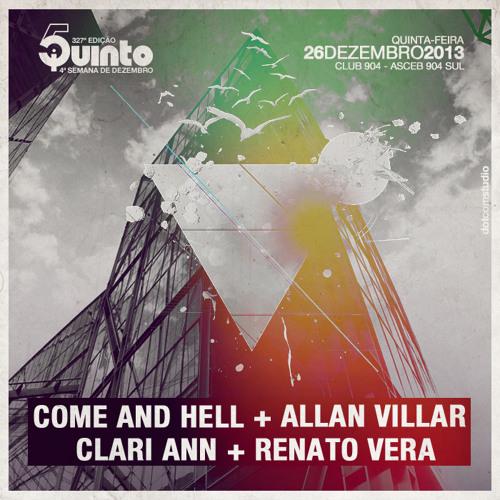 Allan Villar @ 5uinto 327
