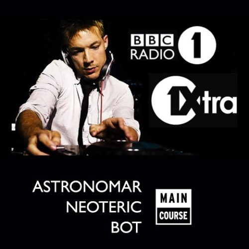 Diplo & Friends  BBC 1Xtra- Main Course Takeover - Astronomar section