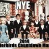 NYE Countdown: Thunderbirds, Clocks and Fireworks. [Major Tourist Mash-up]