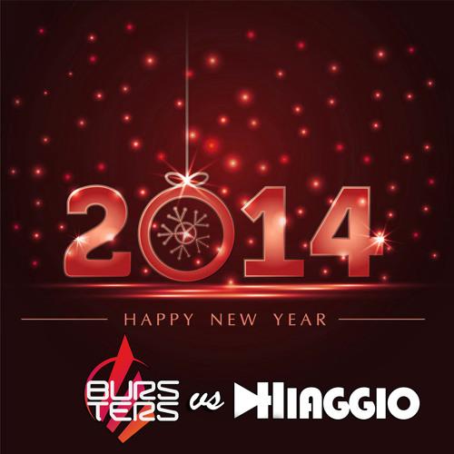 Bursters Vs Hiaggio @ Happy New Year Mini Mix ★★★★★FREE DOWNLOAD★★★★★