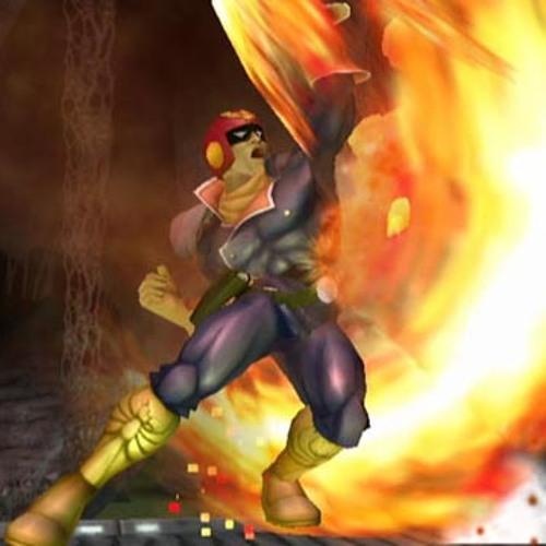 Falcon... Punch!!!
