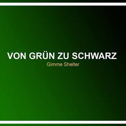 von Grün zu Schwarz Maxi