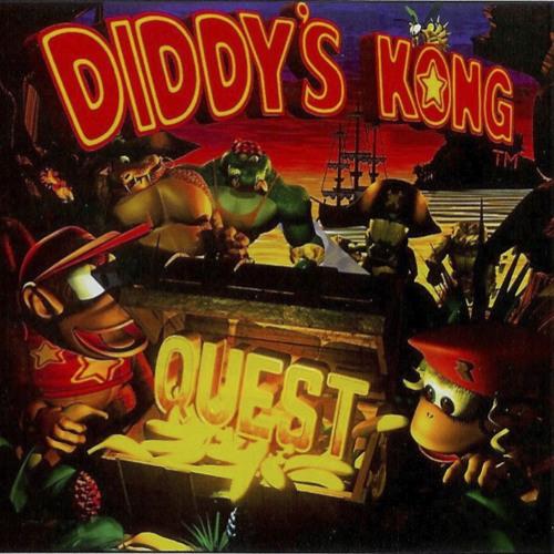 Donkey Kong Country 2 - Title Theme (Metal Remix)