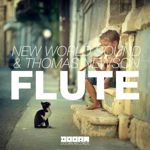 NEW WORLD SOUND & THOMAS NEWSON - Flute (WILLY WILLIAM RMX)