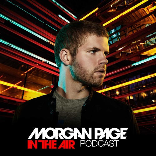 Morgan Page - In The Air - Episode 183
