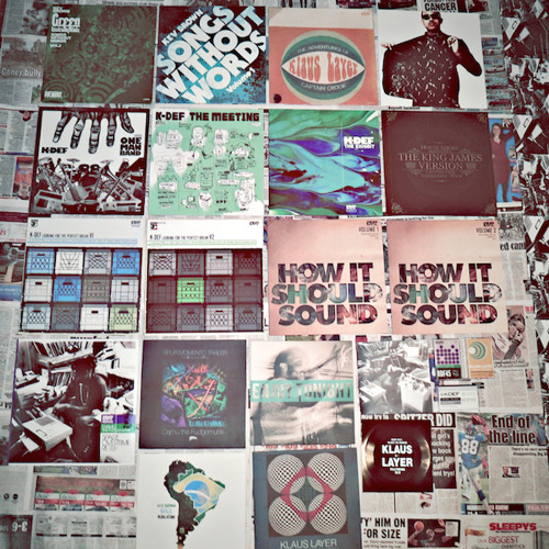 Redefinition Records 2013 Vinyl Review - Quick Mix (Free mp3)