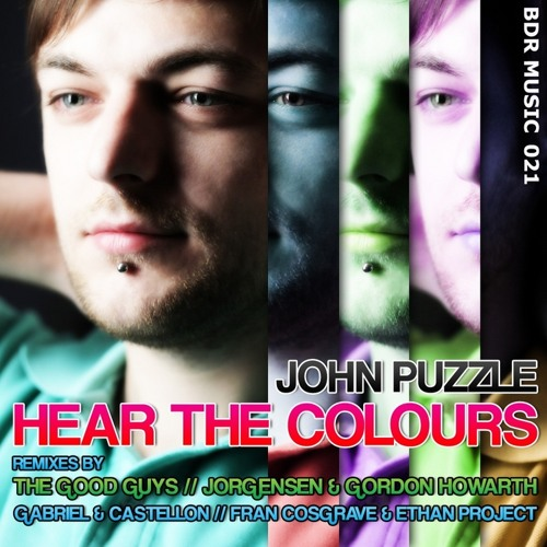 John Puzzle - Hear The Colours (Bruno Palace PVT) SC