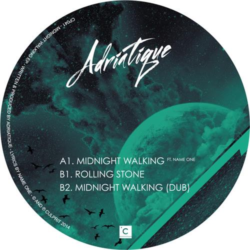 CP041: Adriatique - Midnight Walking featuring Name One