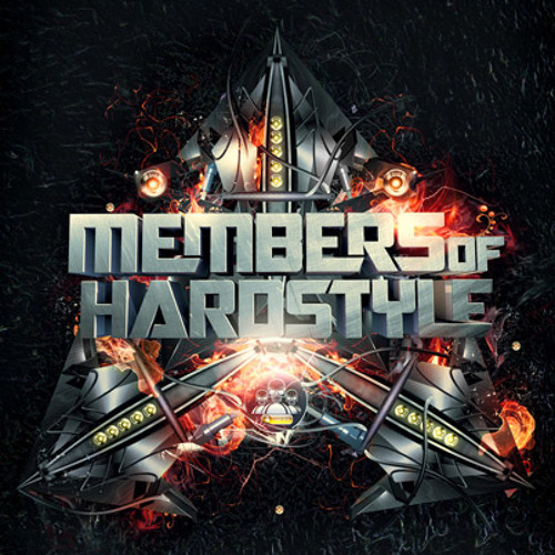 Members of Hardstyle 08-02-2014 - Warm-up mixed by E-Force