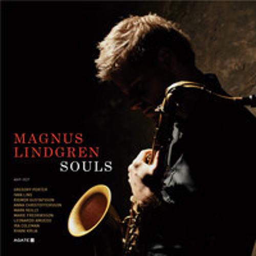 Magnus Lindgren -  DREAMING IN NEW YORK feat. Rigmor Gustafsson