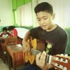 Thousand years , guitar fingerstyle