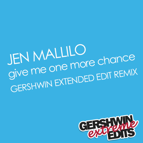 Jen Mallilo - Give Me One More Chance