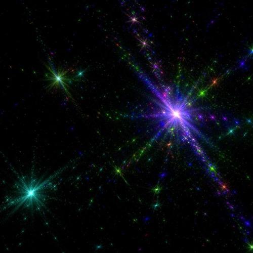Estrela Cadente - Shooting Star By Bianca Fachel