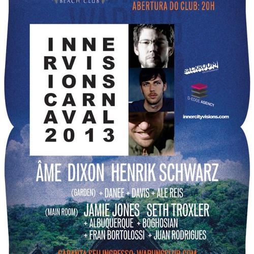Danee - Warm up @ Innervisions Showcase, Warung Beach Club - 10-02-2013