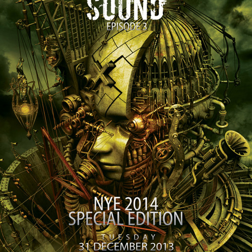 Thumbnail Art Style Techno Technician Present Dirty Sounds Nye 2014 Special Edition Episode Iii