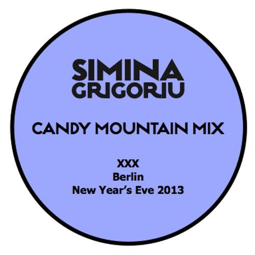 Simina Grigoriu - CANDY MOUNTAIN Mix