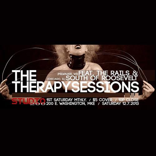 Live @ The Therapy Sessions – Studio 200, MKE (Dec 2013)