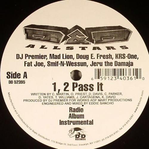 D&D Allstars - 1, 2 Pass It [Classical Remix]