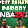 Drake - Worst Behavior (Music Video Parody) Nba 2k14 Next Gen @Darkmall98