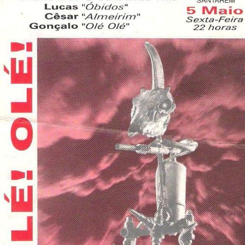 Dj Mario Roque Live - Olé Olé Santarém (1995)