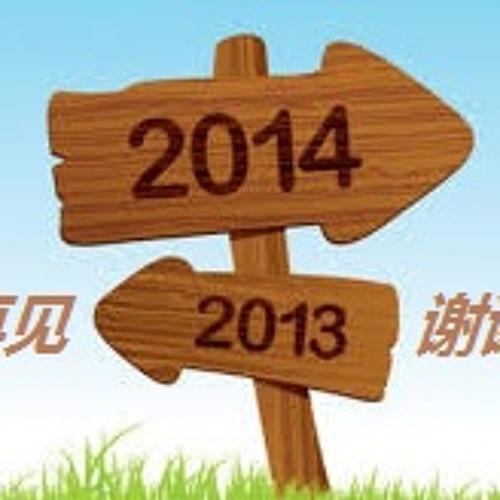 再见2013谢谢你