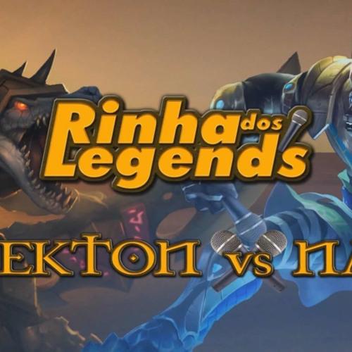 Rinha dos Legends (Renek vs Nasus)