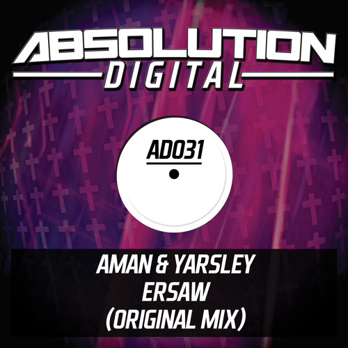 **OUT NOW** Aman & Yarsley - Ersaw (Original Mix) Faded Soundcloud Edit