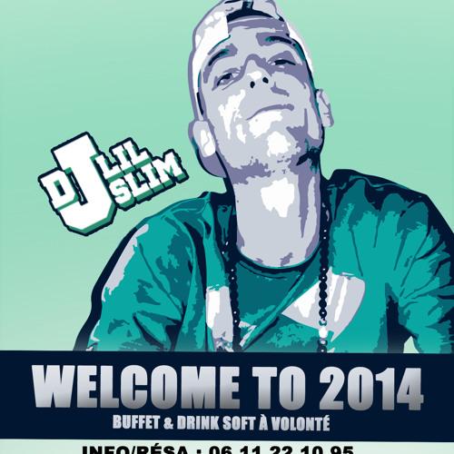 Dj Lil Slim - Welcome To 2014 - Mix Live @ Genie D Saveurs ( Agde )