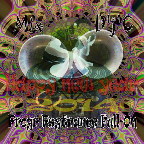 Mix D'j'C - Progr Psytrance Full-On 01 01 2014 . Wav
