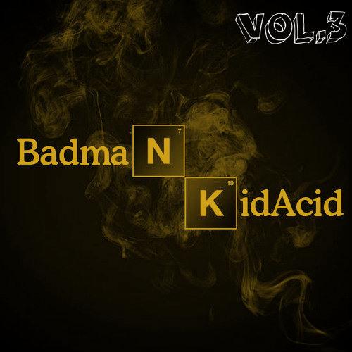 Badman   Drum & Bass   Vol. 3   2014 NY * PROMO FREE DOWNLOAD *