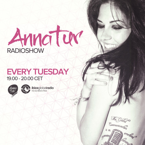 PINK GECKO radioshow by Anna Tur (Ep 001)