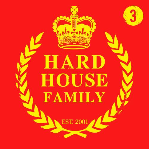DJ Whyld - Hard House Family 003