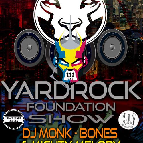 BONES  - YARDROCK Foundation Show - Koollondon 2013 NYE