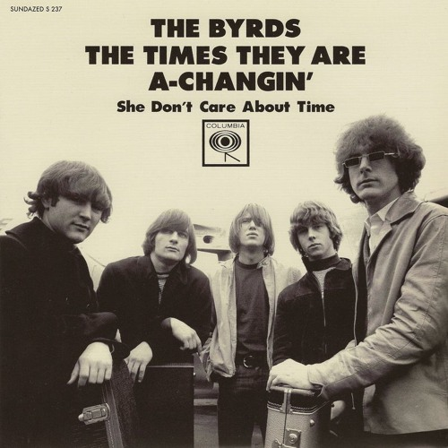 The Times They're A-Changin' (Bob Dylan / Byrds Cover) (2014)