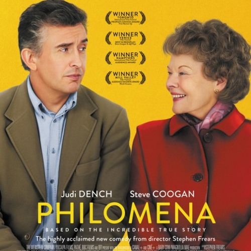 'Riding in Cars with Boy(s)' -Ep. 52: Philomena