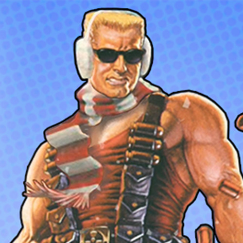 Duke Nukem Voices