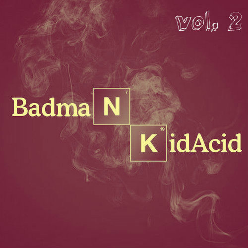 Badman | Drum & Bass | Vol. 2 | 2013